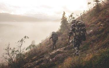 BobChris_Hiking_Down